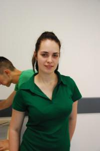 Béatrice Ştir, jeune reporter de Bistriţa