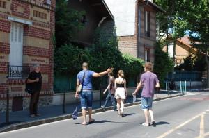 Dans les ruelles de l'île-Saint-Denis
