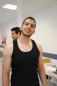 Samir Benguennouna, jeune reporter de Saint Denis