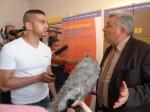 interviewv du ministre des Transpors