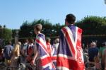 Brits waiting for celebration