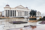 [Reportage Photo] Le rêve monumental du pouvoir macédonien