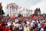 Montée des tensions politiques en Macédoine