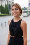Louise Pinton, jeune de Paris, cadreuse monteuse à StreetPress
