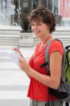 Fanette Catala, jeune du Puy de Dôme, étudiante en DUT MMI de l'IUT d'Allier - Antenne de Vichy - Université Blaise Pascal