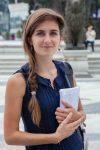 Manon Mercier, jeune de Loire Atlantique, étudiante en Licence professionnelle Journaliste de proximité - Université Blaise Pascal