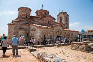 L'église Saint-Pantaleimon attire les touristes
