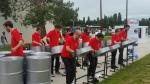 Classe de Steel Drum du Conservatoire à Rayonnement Départemental de Vichy