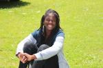 Pétronille TOFIDJI, jeune, étudiante en Terminale littéraire au lycée Albert Londres de Cusset