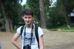 Nathanael DEBAPTISTE, jeune de Vichy, étudiant en 3ème au collège Les Célestins de Vichy