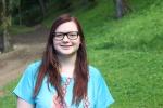Sarah ROUSSET, jeune, étudiante en L2 d'Italien - Université Blaise Pascal de Clermont-Ferrand