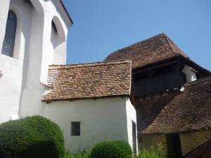 L'église luthérienne de Viscri