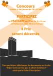 Verso du flyer Rencontres francophones du film Jeunes Reporters