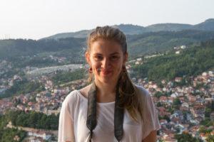Orane BENOIT, Etudiante en Licence professionnelle TAIS, Université Clermont-Auvergne