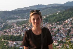 Marion ADRAST, Etudiante en Licence professionnelle Journalisme de proximité, Université Clermont-Auvergne
