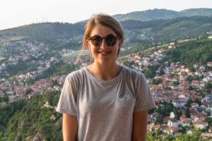 Jodie FERRETT, Etudiante en Licence professionnelle TAIS, Université Clermont-Auvergne, Vichy