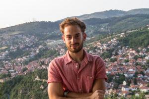 Rémi SIMONET, Etudiant en Licence professionnelle Journalisme de proximité, Université Clermont-Auvergne, Vichy