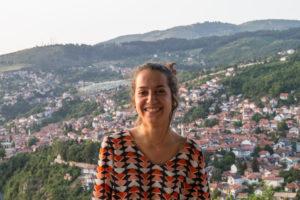 Léa LE BRETON, Etudiante en Licence professionnelle Journalisme de proximité, Université Clermont-Auvergne, Vichy