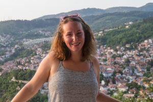 Alice Huard, Etudiante en Licence professionnelle TAIS, Université Clermont-Auvergne, Vichy