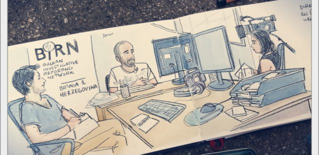 Interview de Drew Sullivan, rédacteur en chef de l'OCCRP