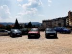 A Pale, les VW Golfs sont légion