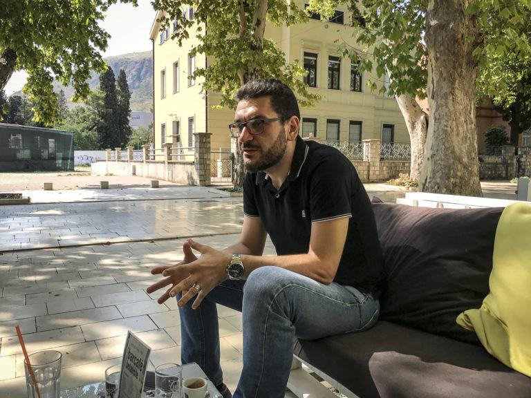 Igor Božović, Mostar, Bosnie-Herzégovine, 2017