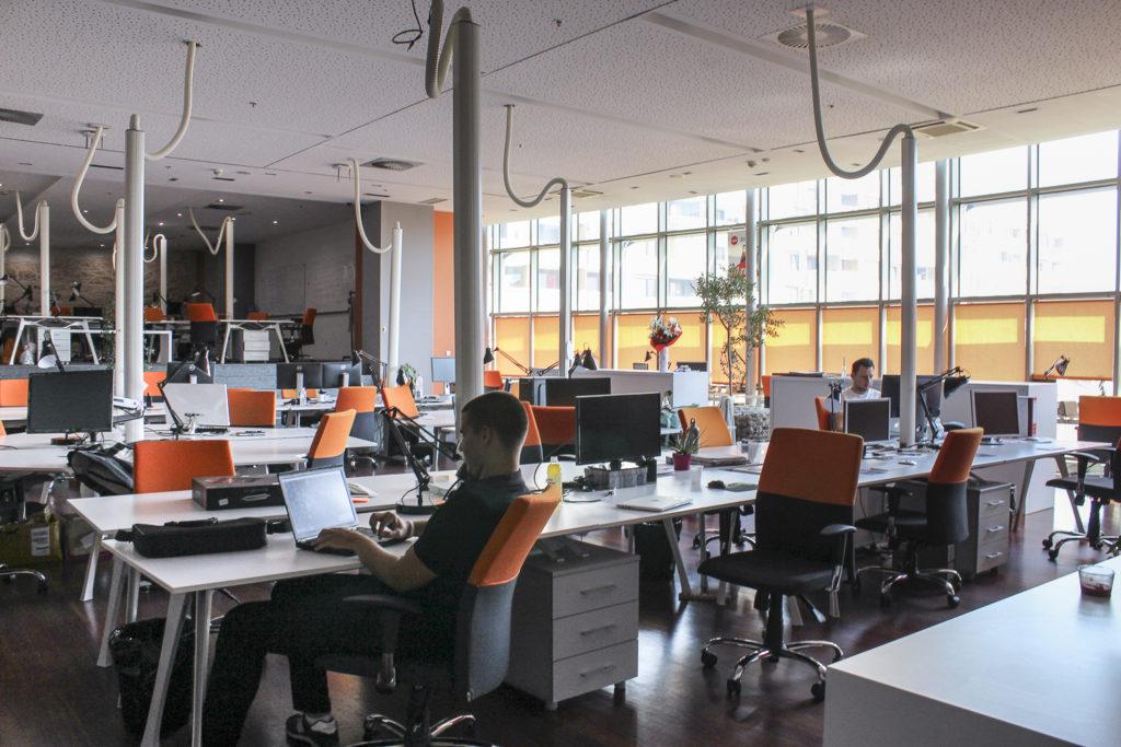 HUB387, espace de coworking