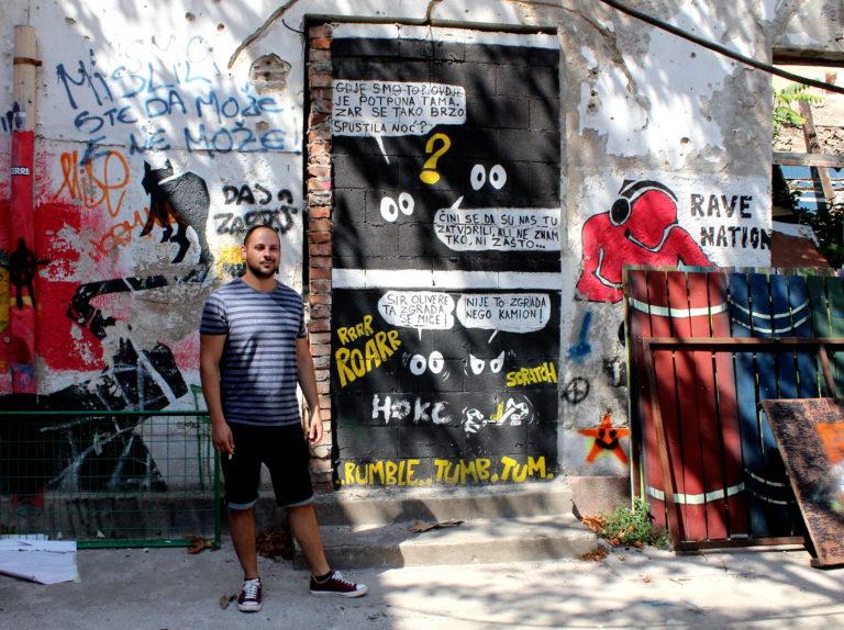 Vladimir Čorić, Mostar, Bosnie-Herzégovine