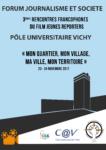 Programme des 3èmes Rencontres francophones du film Jeunes Reporters