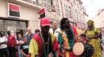 Festival des Cultures du Monde : Défilé dans les rues de Gannat
