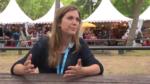 Festival de Gannat : Emmanuelle Stein, Présidente d'Exilophone et référente musique