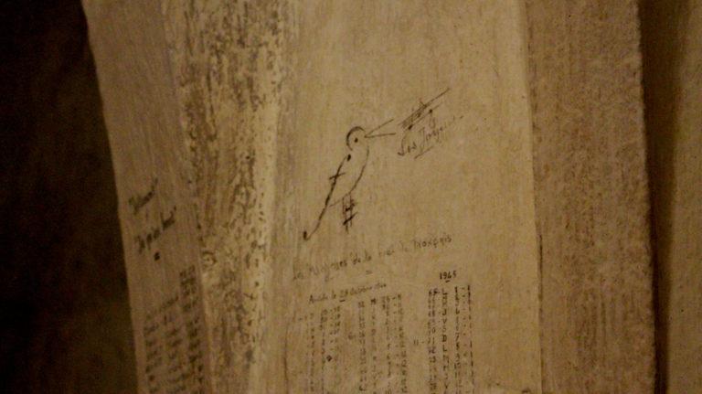 The castle 'La Mal Coiffee' , prisoners details
