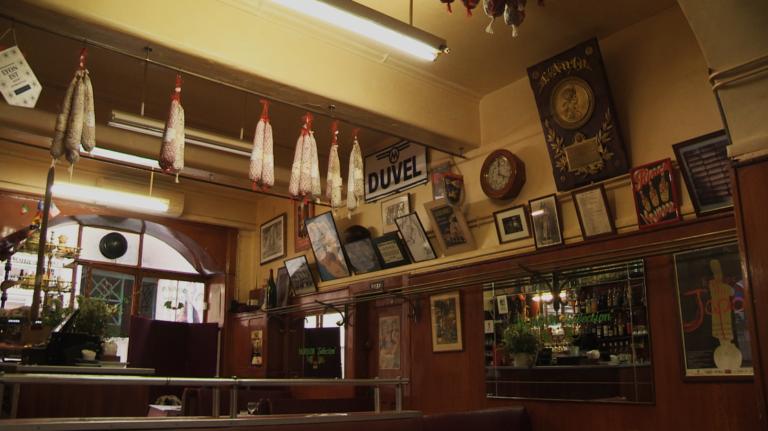 Bouchon-Lyon-Café des Fédérations
