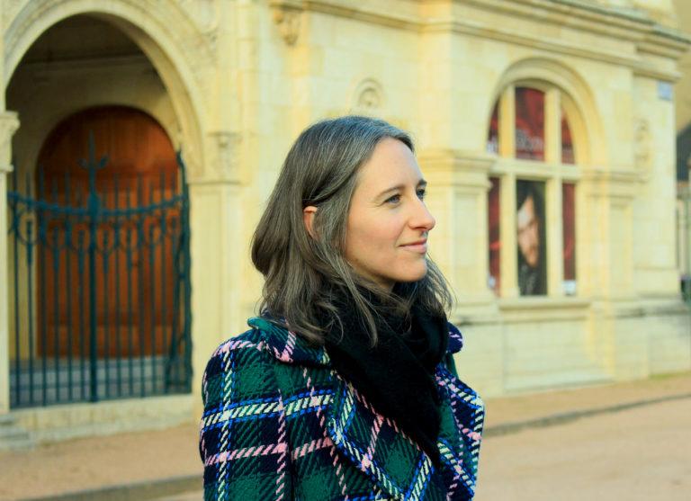 Maud Leriche, guide