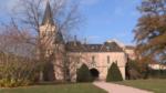 Vue du château de Lapalisse - Allier