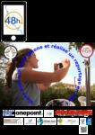 Flyer des 48h du reportage sur smartphone - Vichy 2019