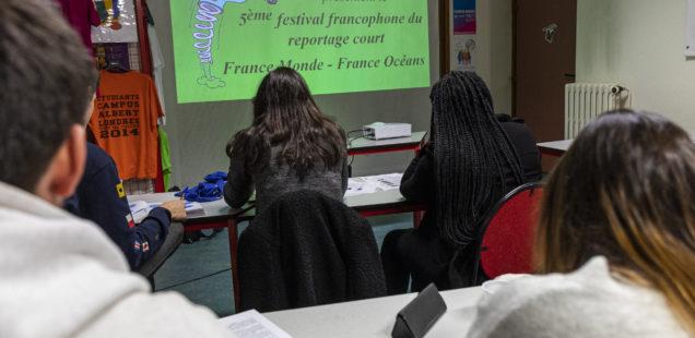 Festival francophone du reportage court France Monde - France Océans