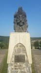 Statue de Vlad Tepes à Sighisoara