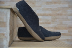 Le chausson Glerups est fabriqué à partir de produits naturels © Tsiorisoa Andriandalaoarivony