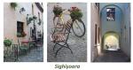 Carte postale de Sighișoara