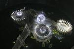 Des attractions touristiques à 120 m de profondeur