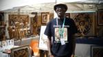 Franky Amete : peintre guyanais